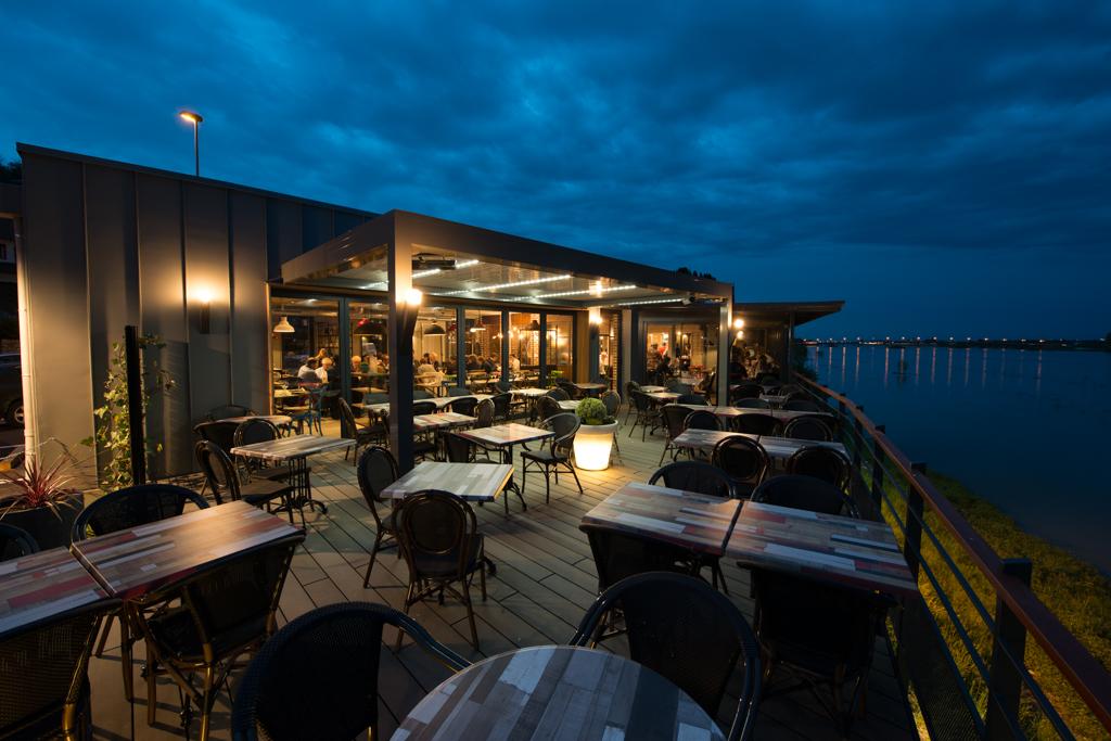 restaurant l'embarcadère Blois