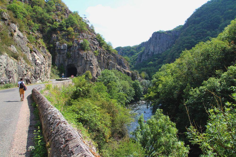 gorges de chouvigny