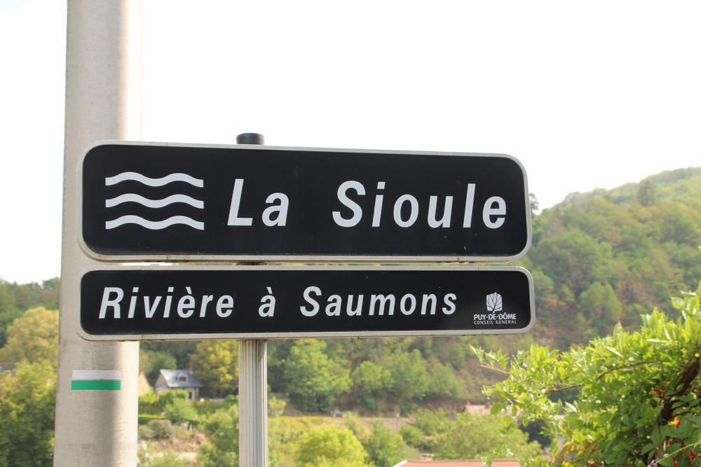 la sioule riviere à saumons