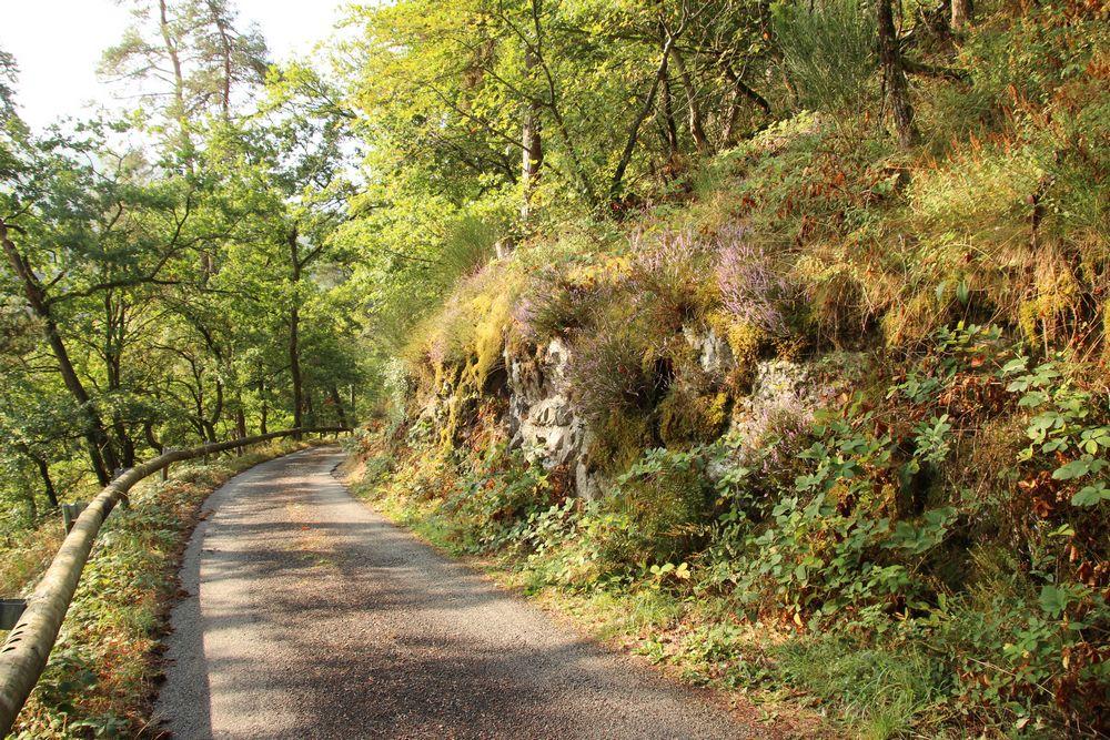 route touristique vallée de la Sioule